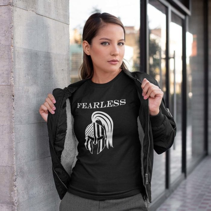Fearless Spartan on Black womens
