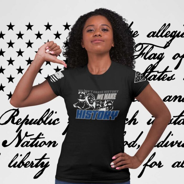 We Make History October T-Shirt