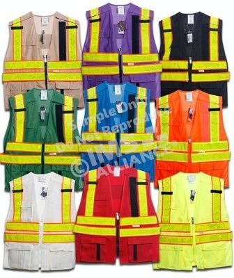 IMS Alliance Incident Command Vests