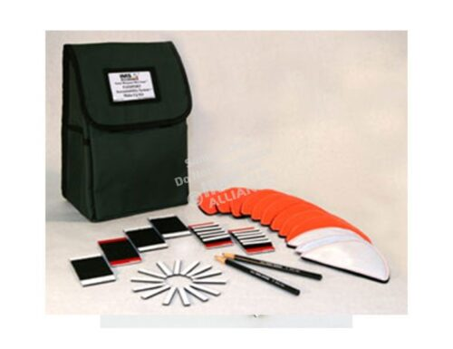 Passport Accountability System Make Up Kit with Helmet Shields