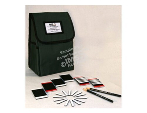 Passport Accountability System Make up kit without Helmet Shields